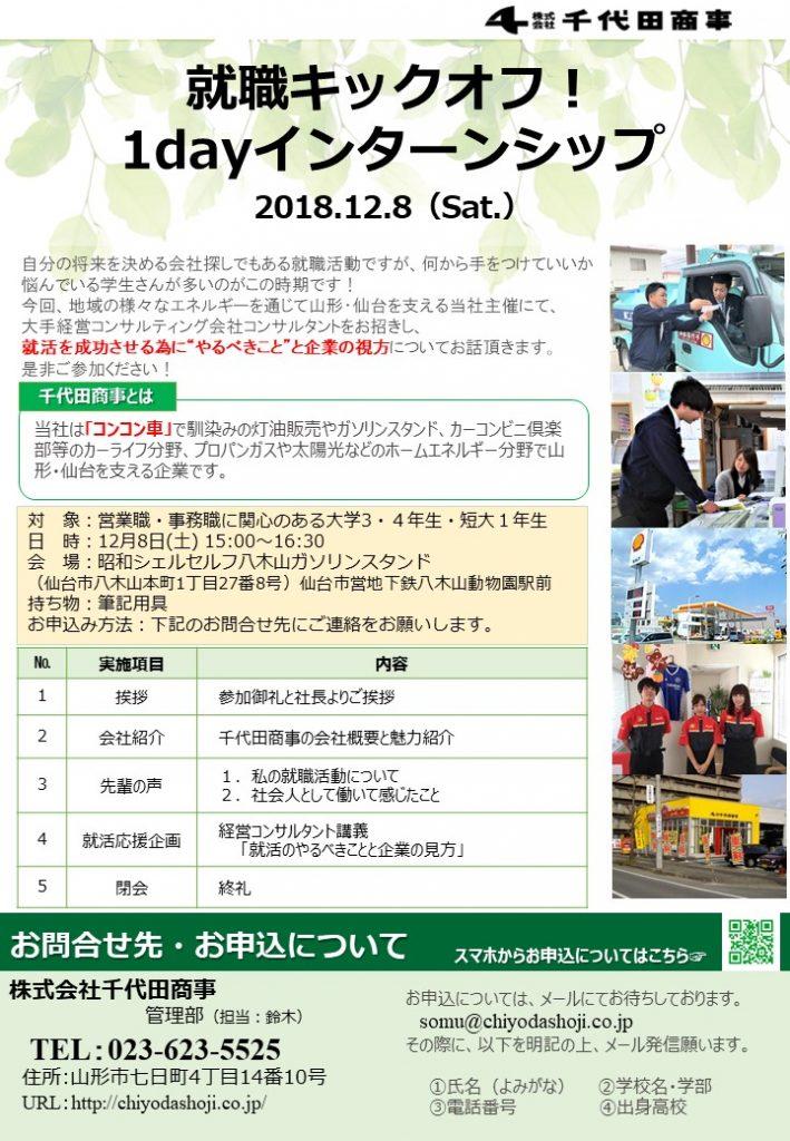 インターンシップリーフデータ20181208仙台